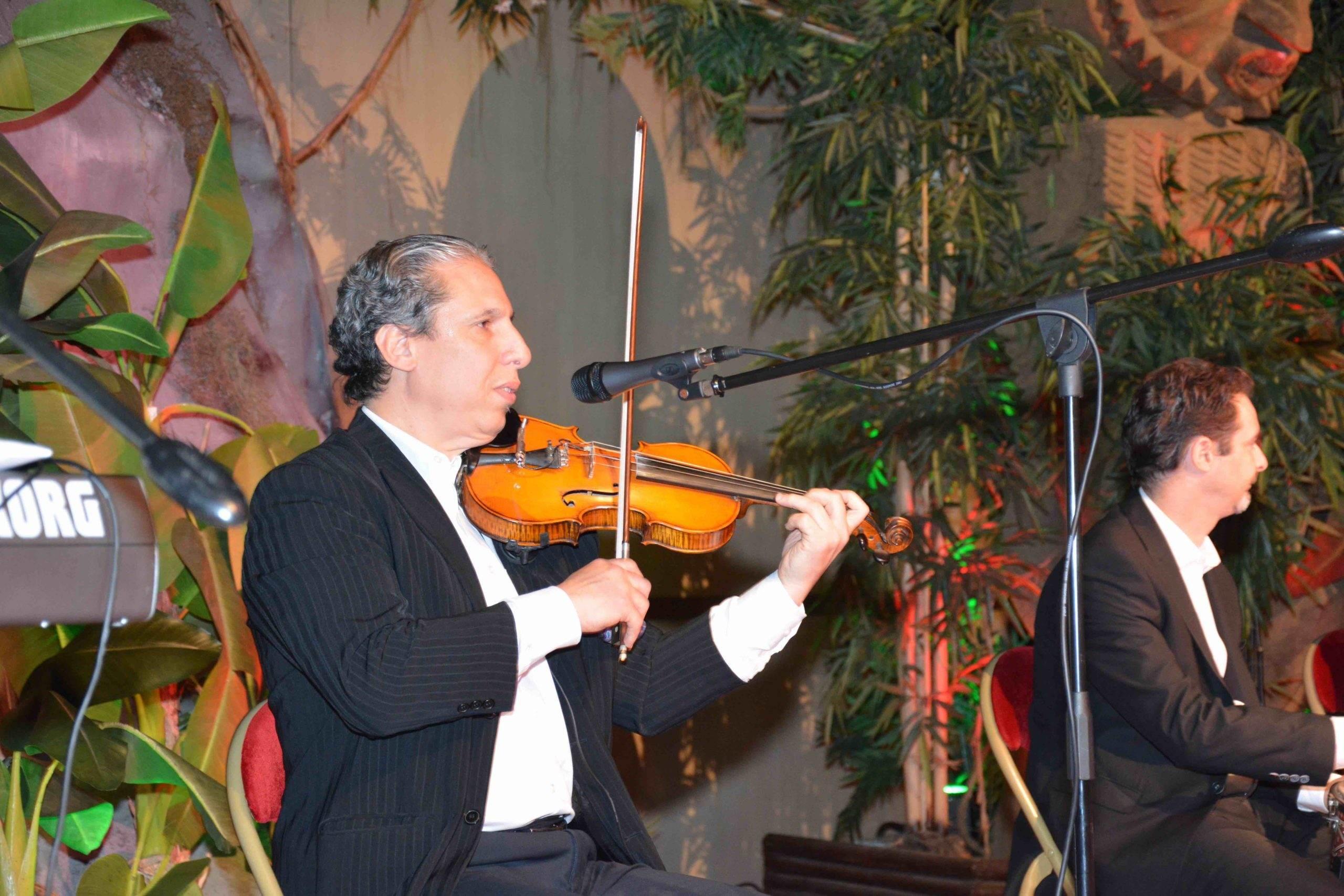 black trombone soiree entreprise orientale 8